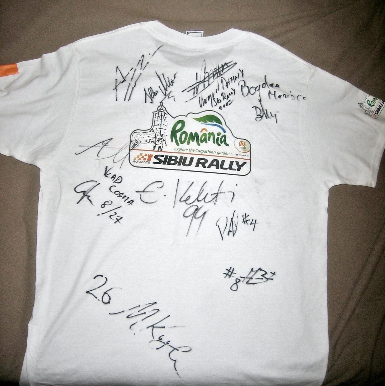 RallyMax T-shirt Contest