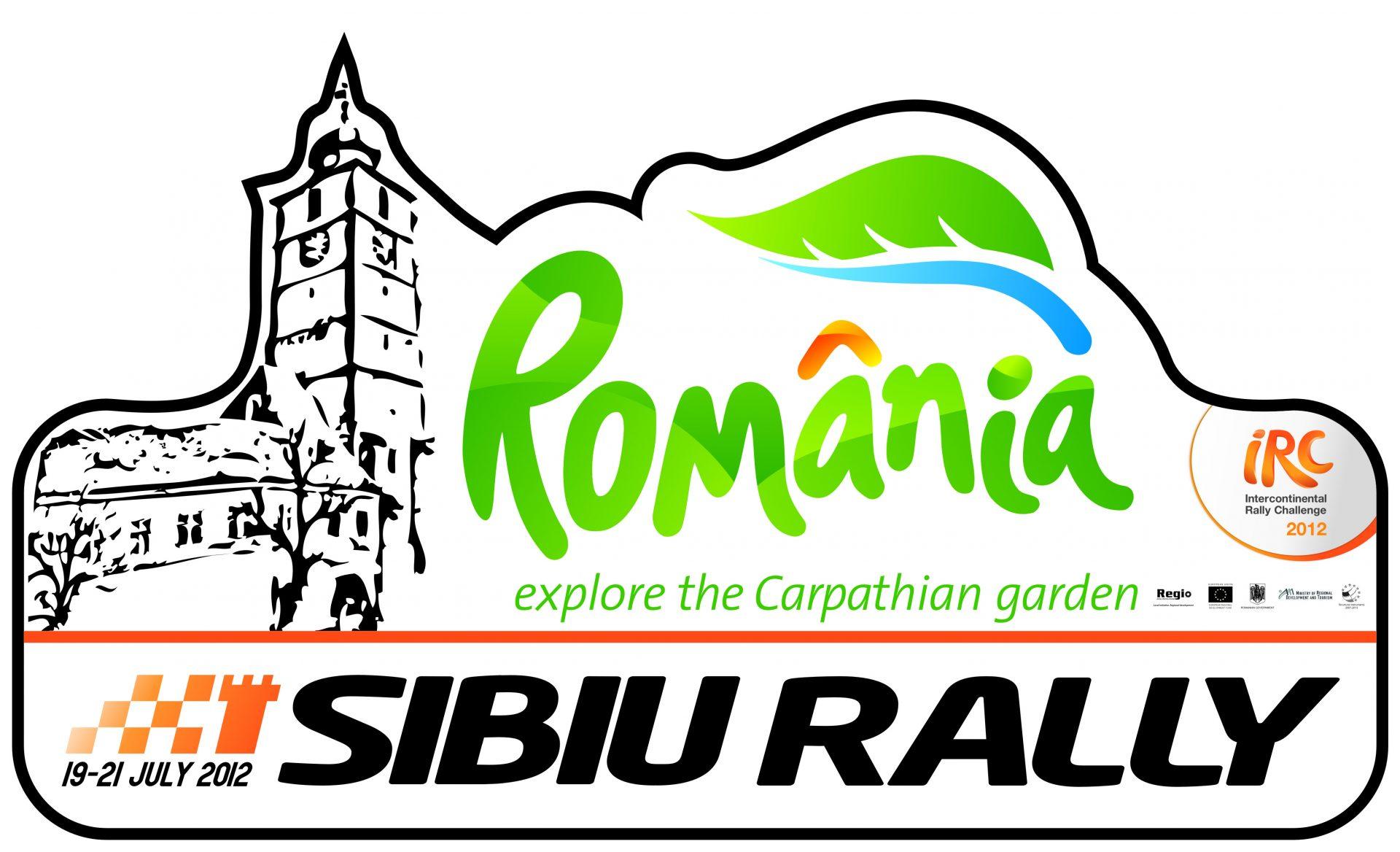 Sibiu Rally 2012 – IRC, we're ready!