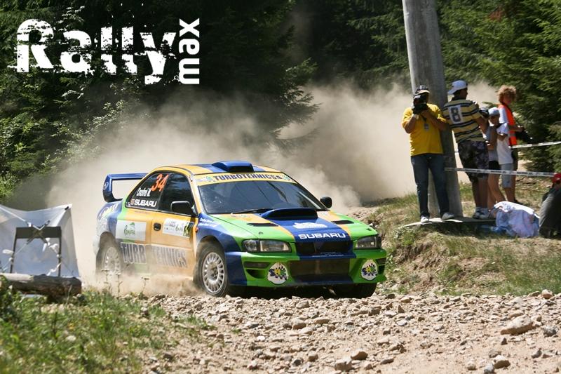TTH Motorsport ofera spre vanzare Subaru Impreza STi, Dacia Logan, Suzuki Swift Sport si duba de asistenta Iveco Daily