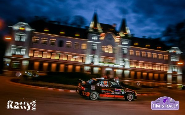 Wallpaper of The Rally – Timis Rally 2013