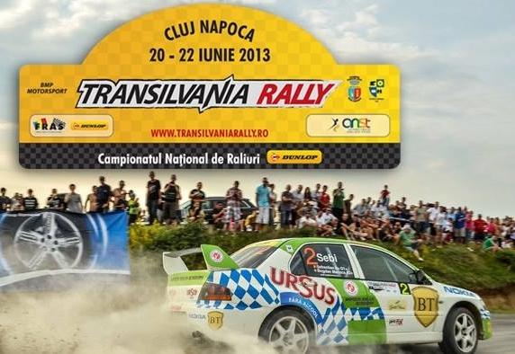 Transilvania Rally 2013: Reeditam succesul din 2012?