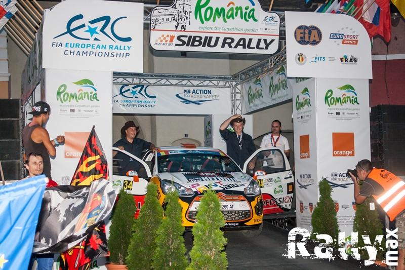 Sibiu Rally 2013 – Galerie foto City Demo si Start ceremonial