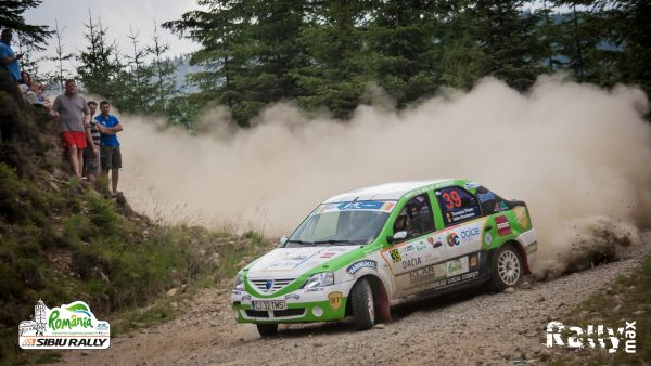 Wallpaper Of The Rally – Sibiu Rally 2013