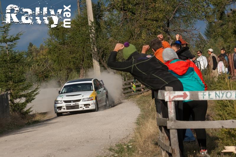 RallyFan – Cronica Raliului Harghitei 2014