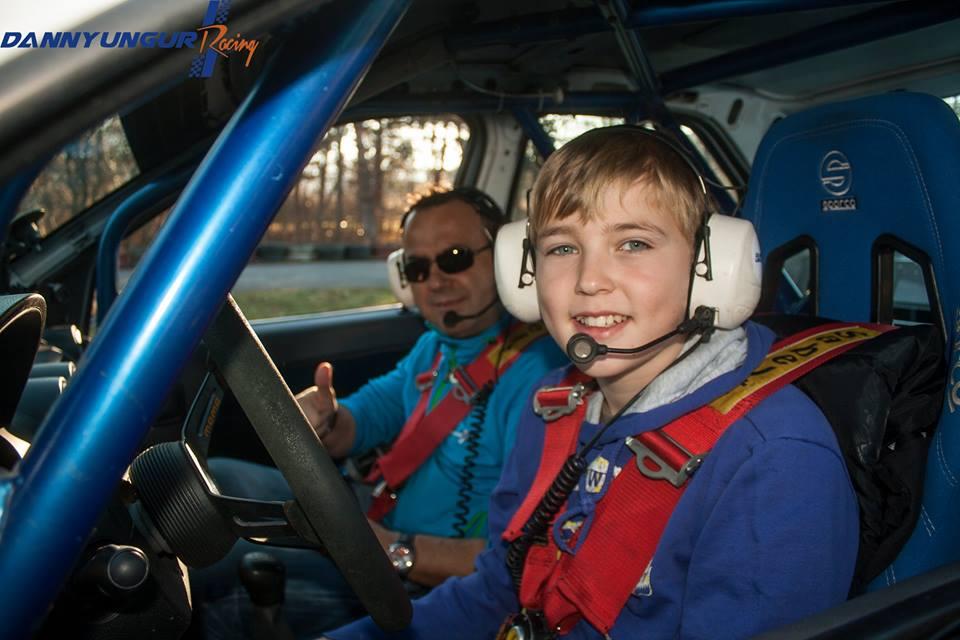 "David Tarta: ""Cea mai mare provocare a fost Rally Raid-ul Cupa Muntii Rodnei"""