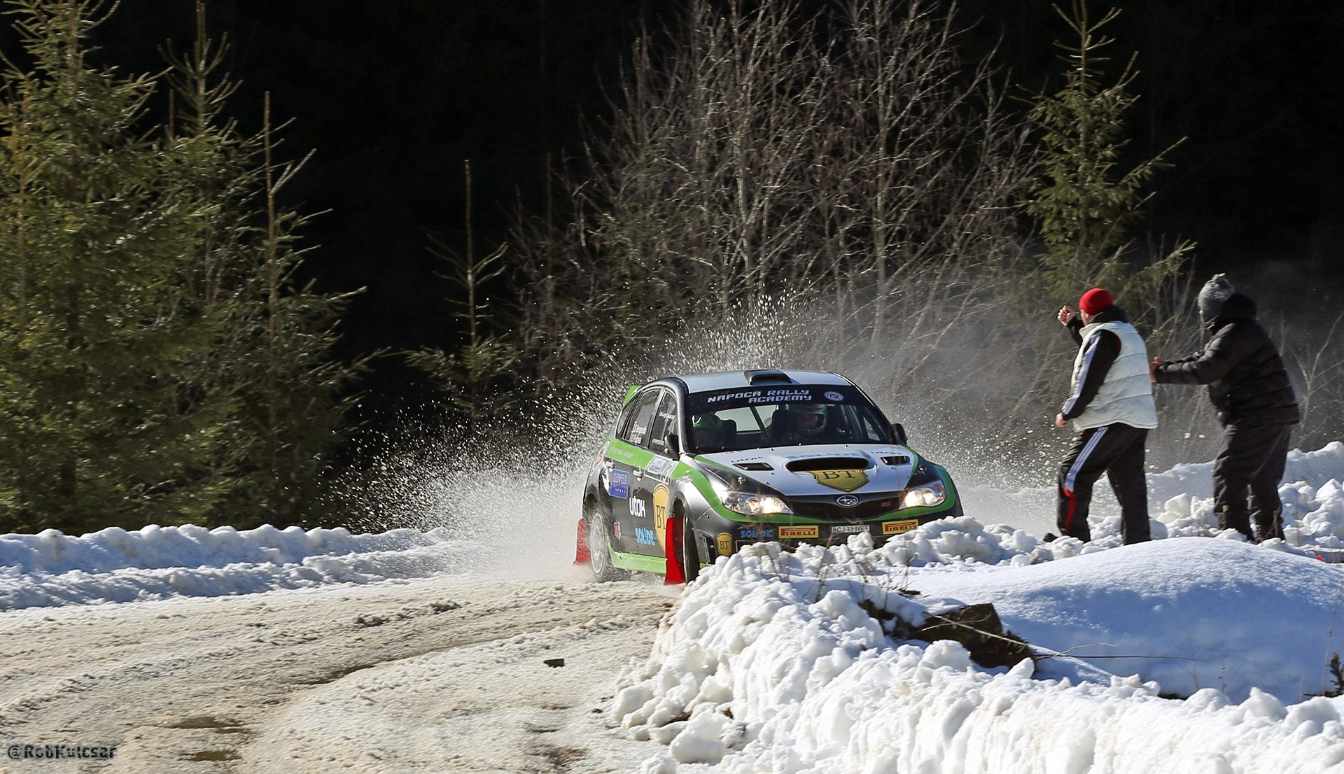 Winter Rally Covasna 2015 – Galerie foto
