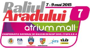 Raliul Aradului 2015 Logo