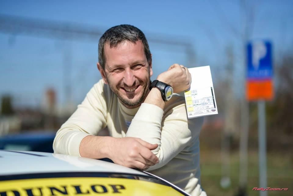 """Sebastian Itu: """"In 2015 am acceptat invitatia de a sta in dreapta lui Florin Crisan  – vom lua startul in CNR, cat si in WRC si ERC"""""""