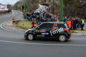 Tess Rally 2015 - CP 2 - Csongor Szabo & Marcus Andreoiu (2)