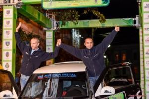 Tess Rally 2015 - CP1 - Csongor Szabo & Marcus Andreoiu - Foto 1
