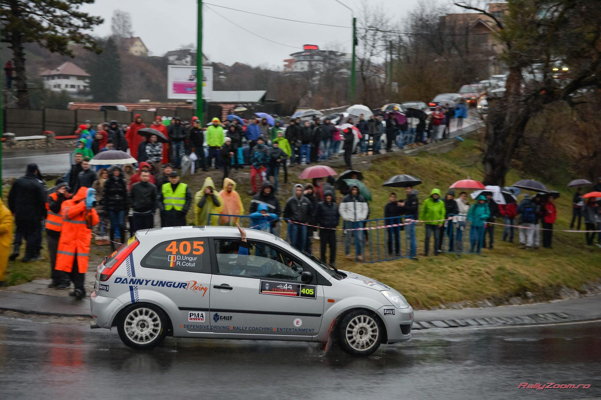 La Raliul Brasovului, Danny Ungur Racing a parcurs o noua etapa de Rally Coaching