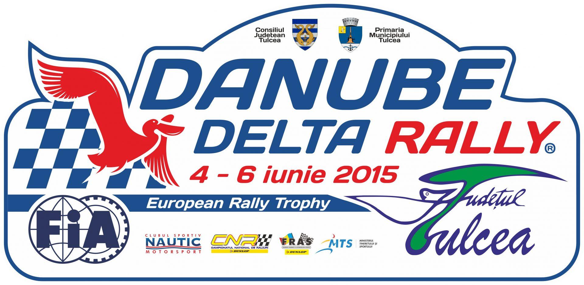 Danube Delta Rally 2015 – Documente oficiale