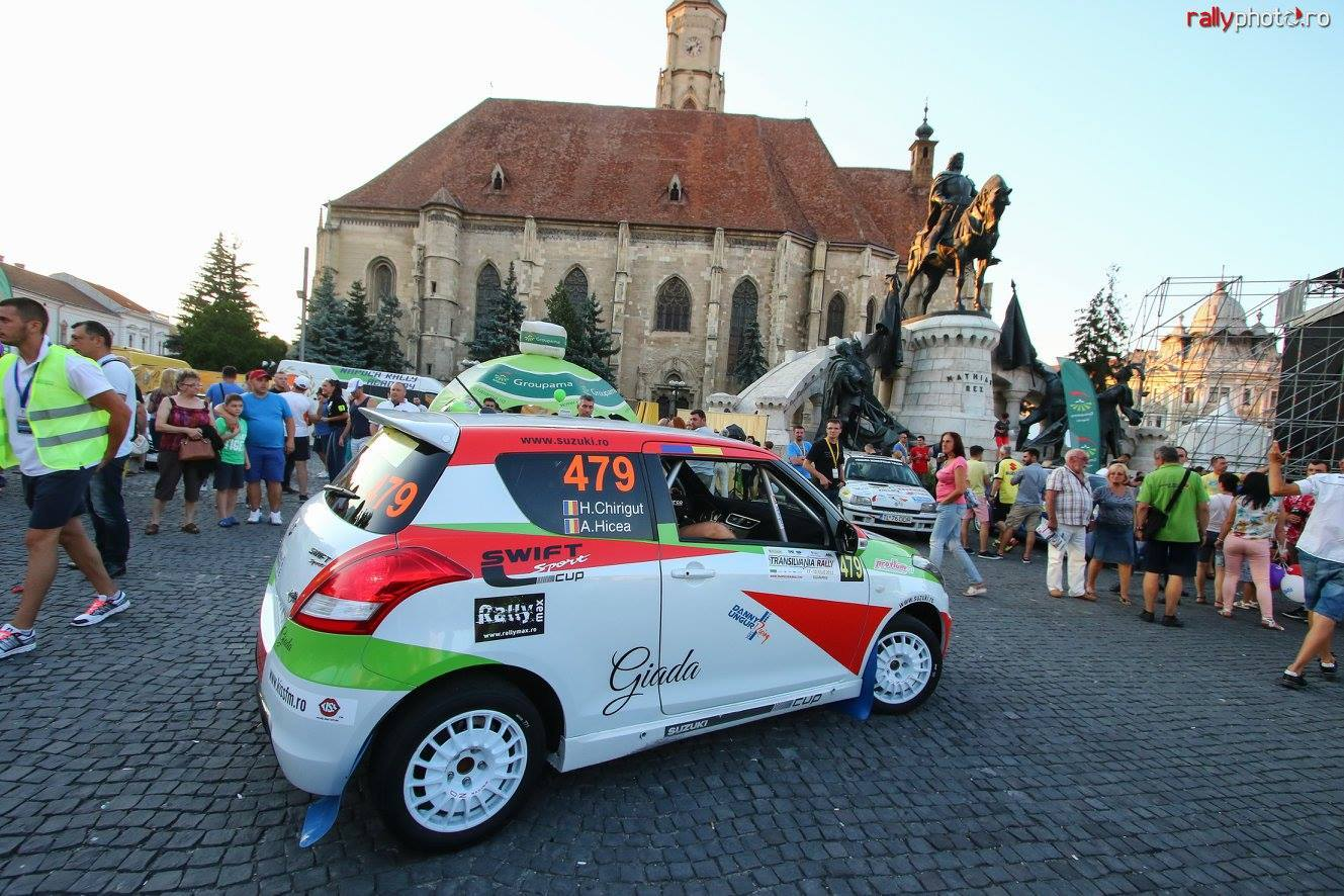 Transilvania Rally – O etapa de succes pentru membrii Danny Ungur Racing