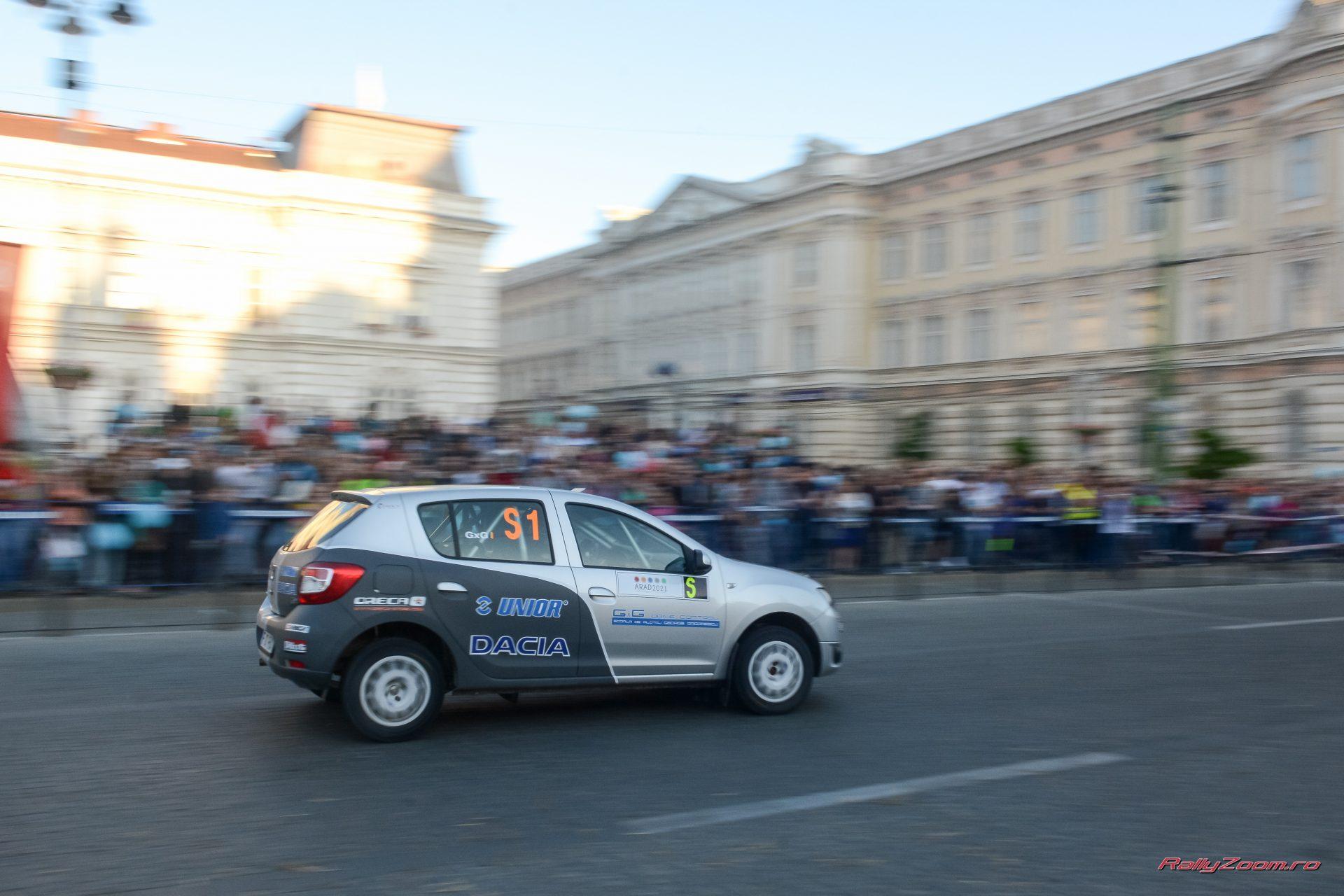 Transilvania Rally 2015 – Rezumat Cupa Dacia