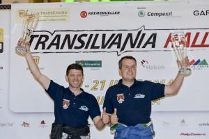 Florin Petrisor-Iulian Ichim - Transilvania Rally 2014 - 128