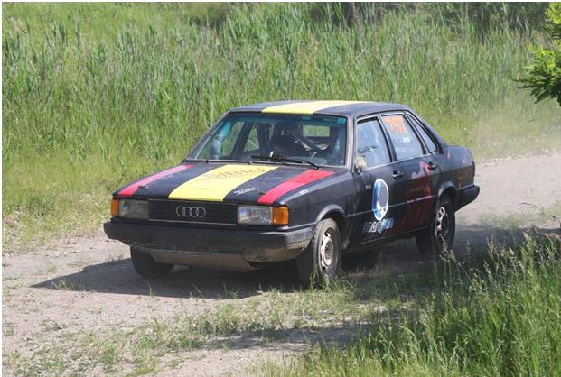 George Marcu se pregateste intens pentru Sibiu Rally Challenge 2015