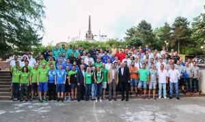 Poza de grup DDR 2015