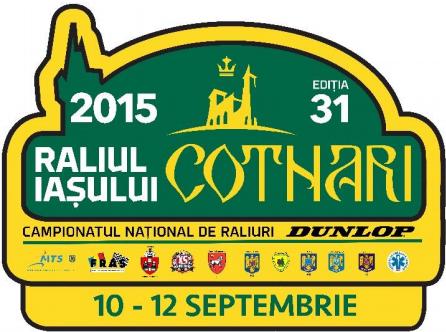 Raliul Iasului Cotnari 2015: surprize pentru piloti, show pentru spectatori