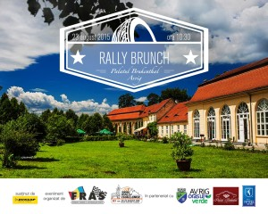 Rally Brunch la Palatul Brukenthal