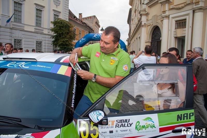 Sibiu Rally Challenge – lupta-spectacol la Paltinis si pe Transfagarasan