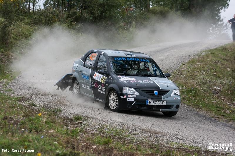 """Norbert Maior: """"Sibiu Rally a fost pentru noi un raliu foarte bine gandit de la inceput, unde am pus in practica invataturile dobandite la precedenta etapa de asfalt"""""""