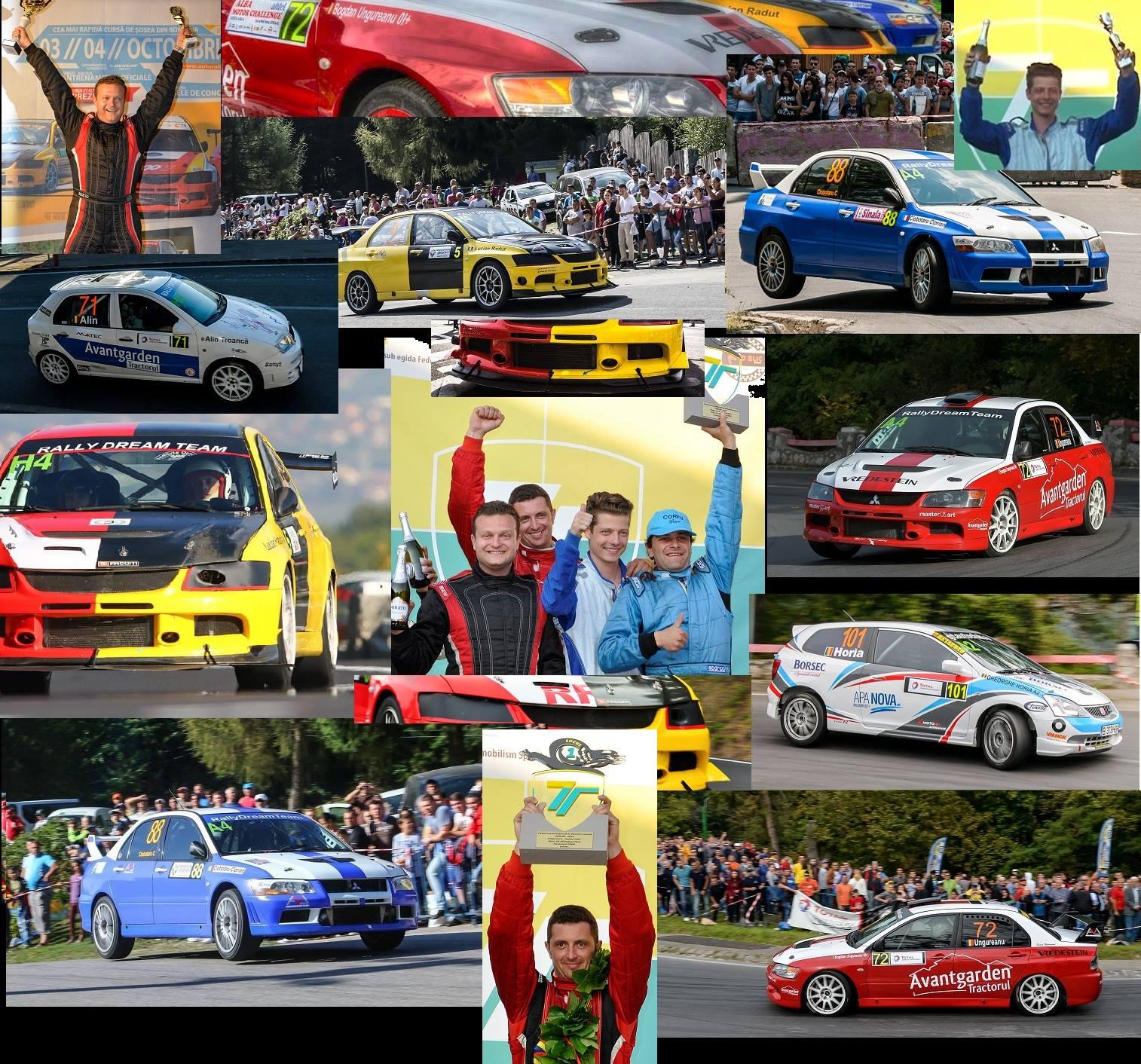 A fost un an SCANDALOS la Coasta – Scandalos de bun pentru Rally Dream Team!