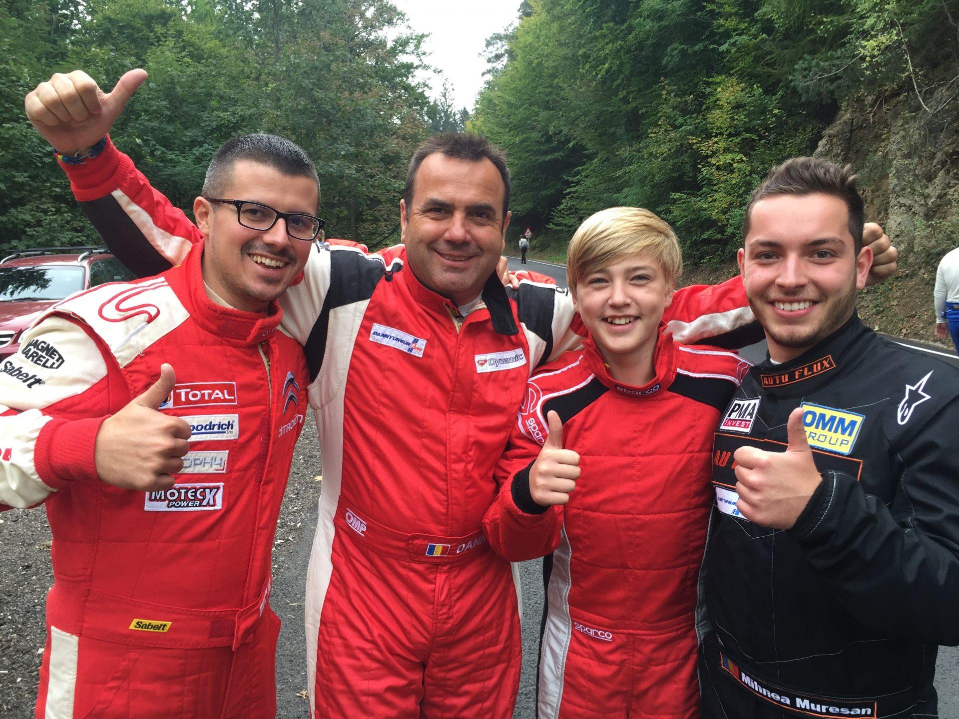 Doua weekend-uri dedicate motorsportului in echipa Danny Ungur Racing