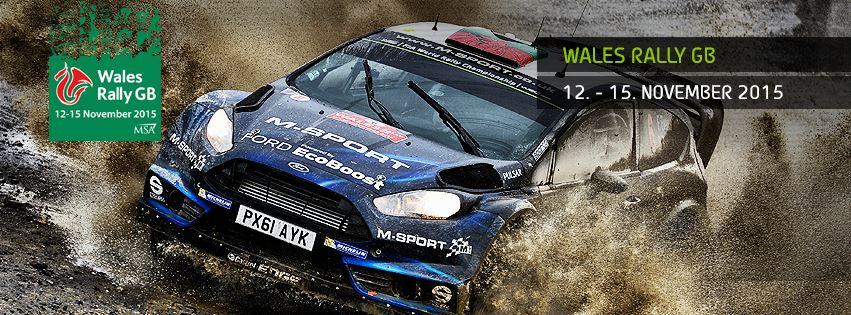 Wales Rally GB – Ultima runda a sezonului 2015