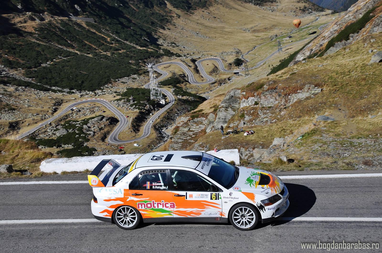 Rally Experience: Diana Hategan si sezonul de debut cu multe aventuri, emotii si bucurii