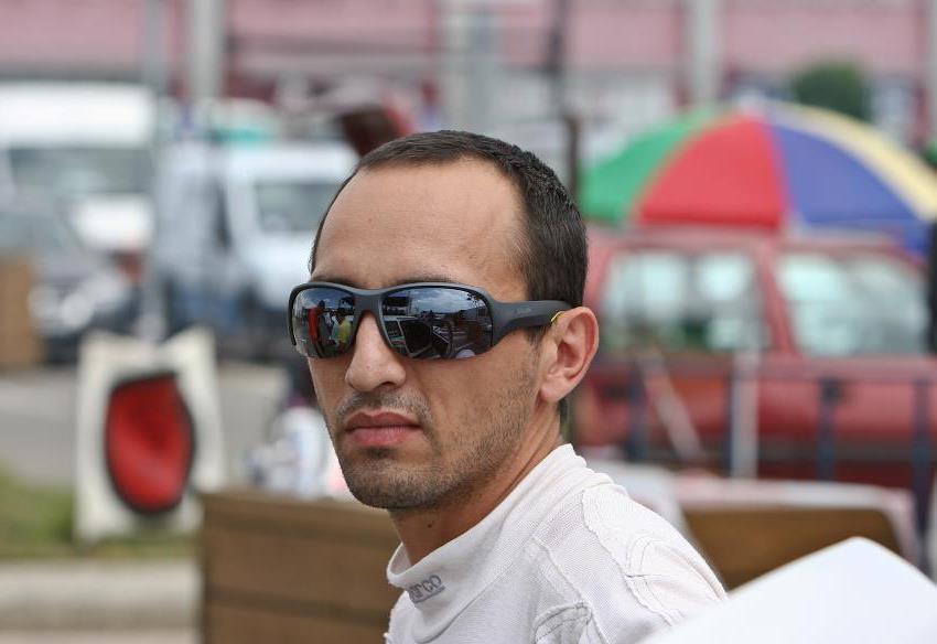 Csongor Szabo va concura alaturi de Robert Maior in 2016