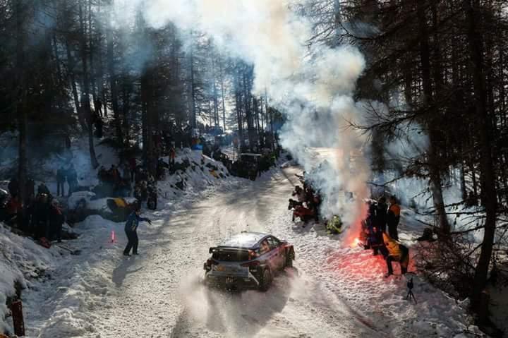 Monte Carlo Rally 2016: Ogier si Meeke se lupta pentru conducere