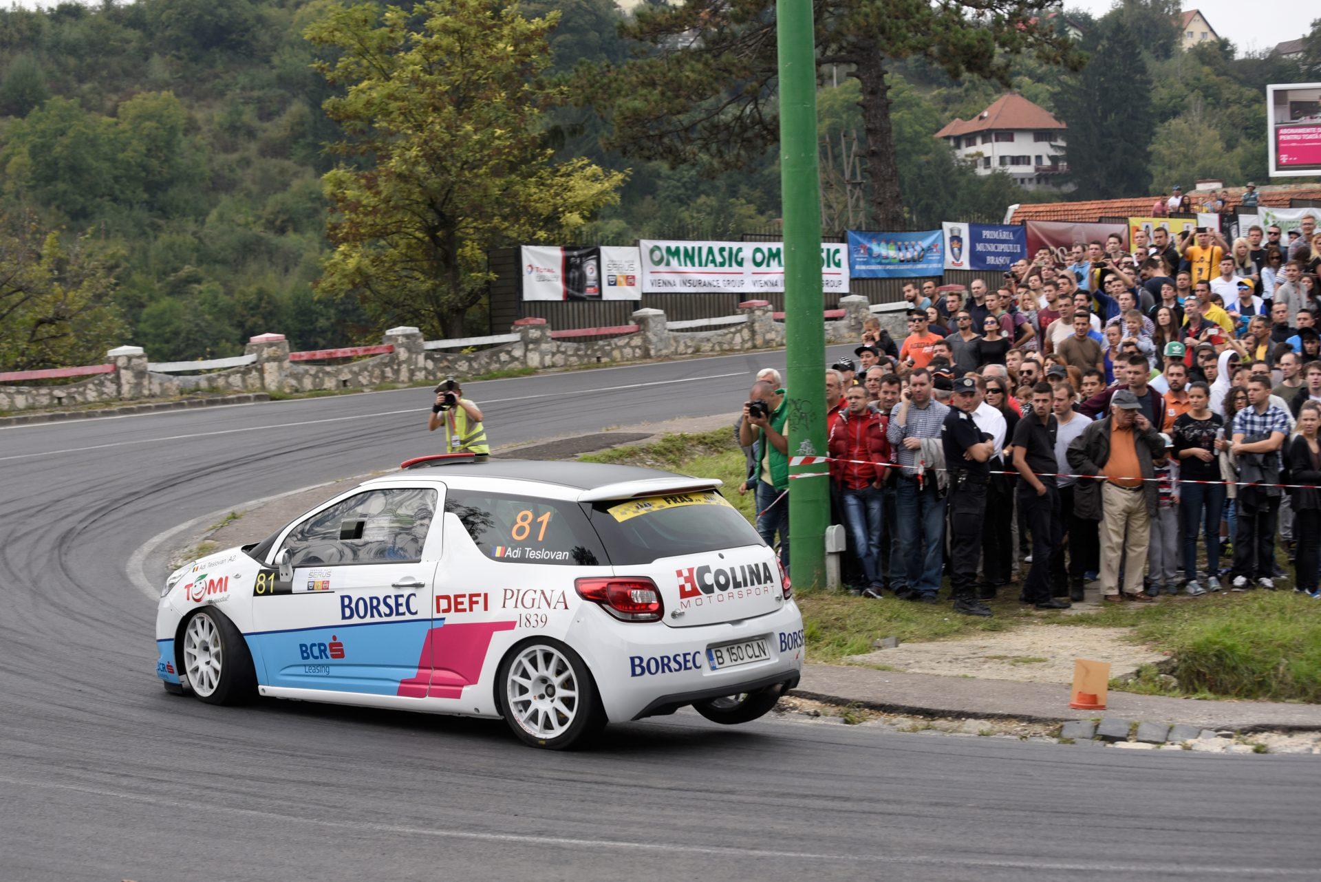 "Adrian Teslovan: ""Mai mult ca sigur vom participa cu Citroen-ul DS3 R3 in CNR-D"""