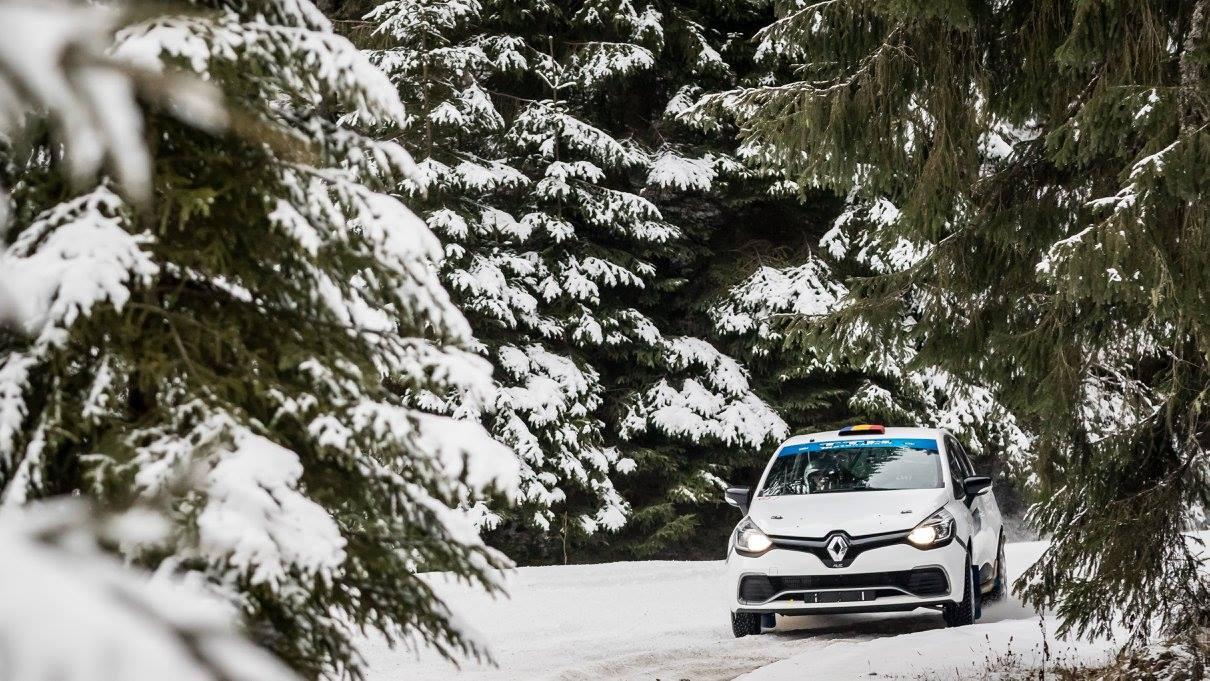 """Sebastian Barbu: """"Mi-ar placea sa realizez proiectul Renault Clio R3T, insa anul acesta o sa urmaresc etapele de raliuri in calitate de spectator"""""""