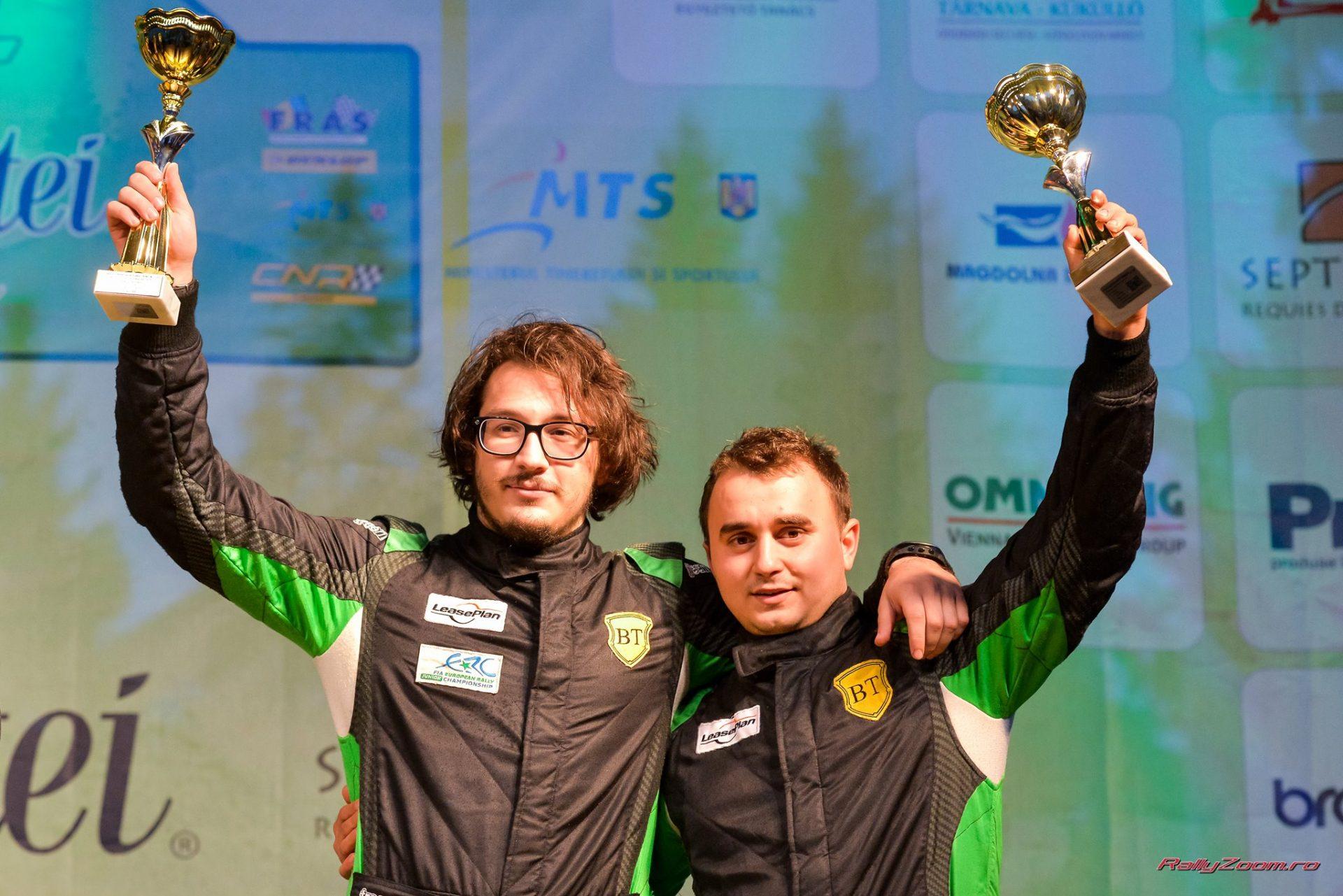 """Sergiu Itu: """"Cred ca la anumite etape ERC am fi putut sa ne luptam pentru un loc pe podium"""""""