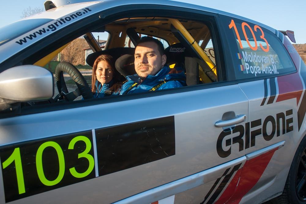 "Bogdan Moldovan: ""Voi lua startul in Rally2 pe un Fiat Stilo Abarth Trofeo"""