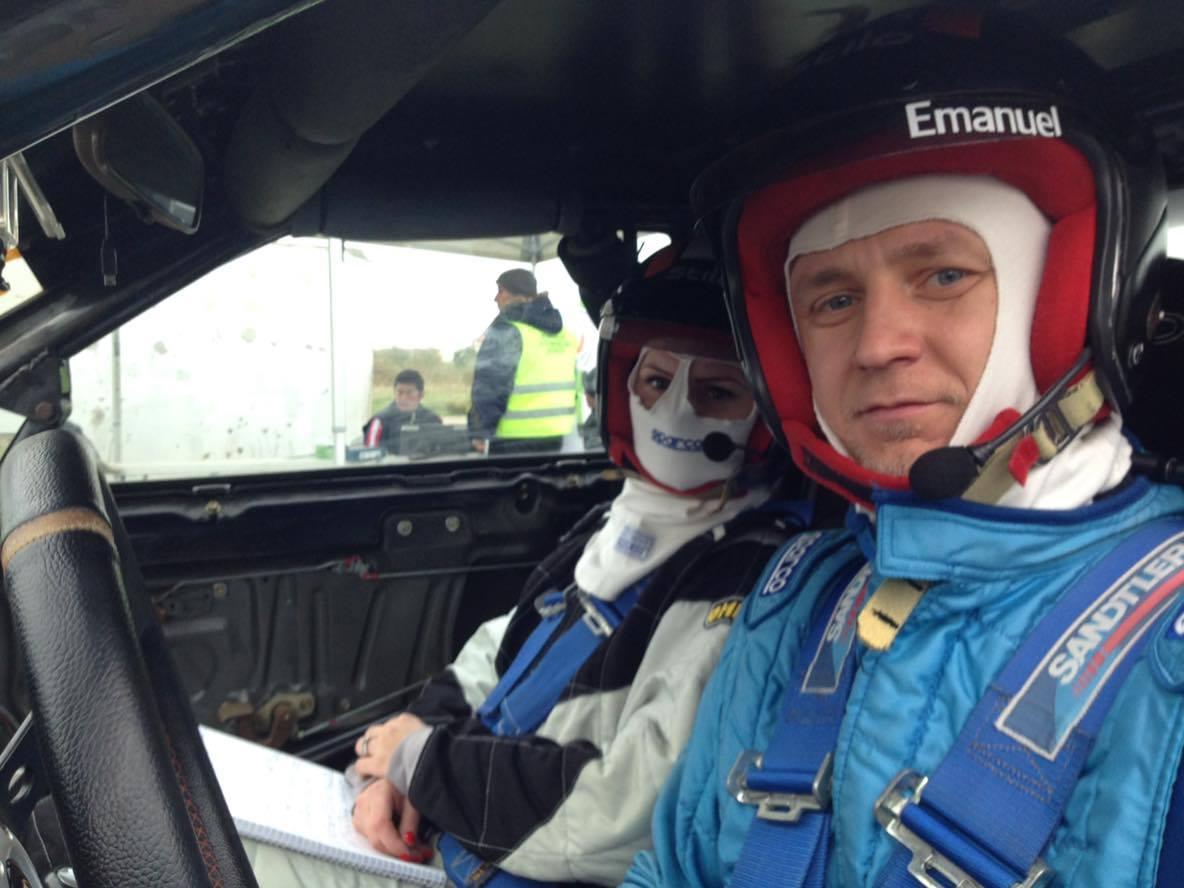 "Emanuel Resiga: ""Voi face tot posibilul sa iau startul la 6 etape Rally2"""