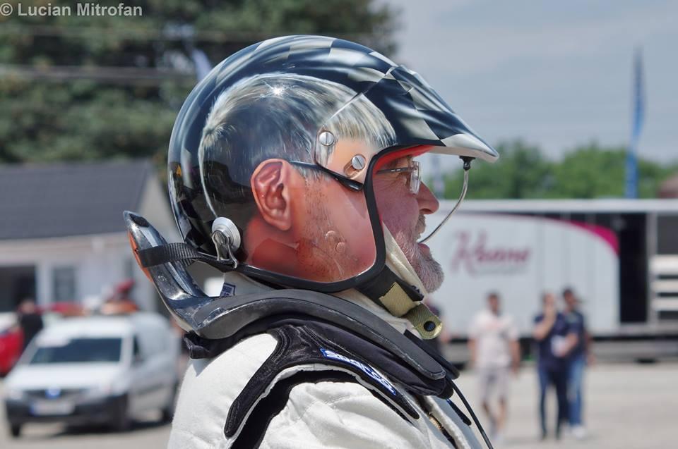 "Thomas Abraham: ""In 2016 raman in aceeasi formula, in echipa BCR Rally Team, alaturi de Rares Silasi si cu Mitsubishi Kombi"""