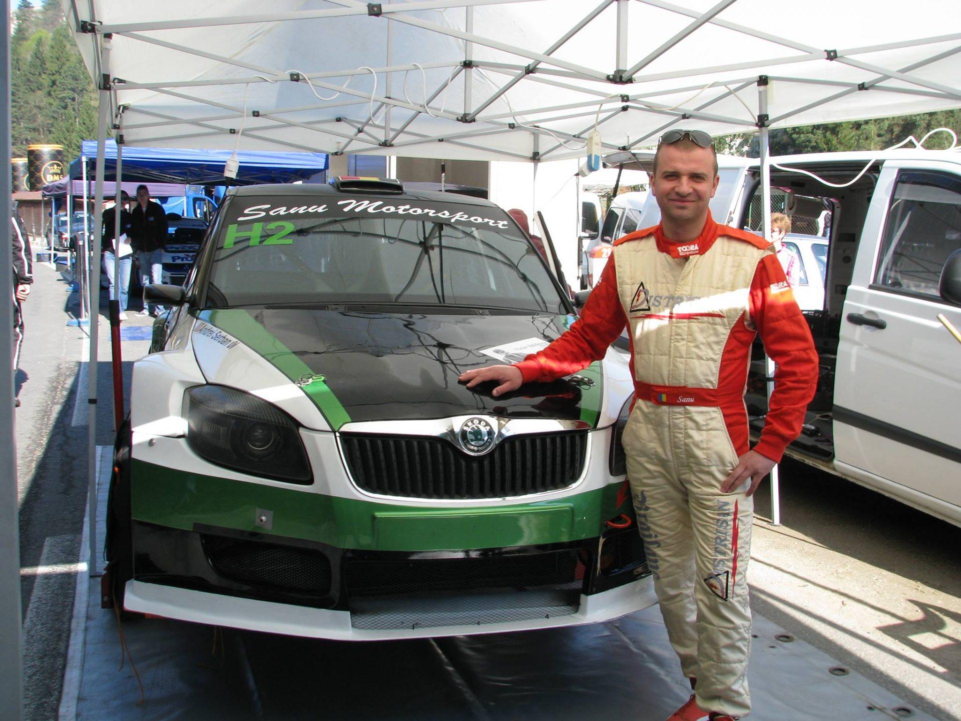 "Andrei Serban: ""Imi propun sa castig fiecare cursa la grupa H2 si clasa 2RM, si sa imi apar titlurile obtinute in 2015"""