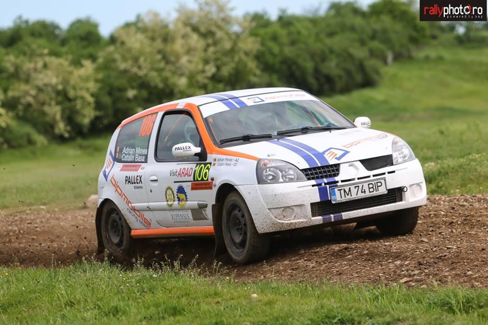 Q&A Danube Delta Rally 2016 Rally2– Adrian Minea, Emanuel Resiga si Romain Gilles (Partea a patra)