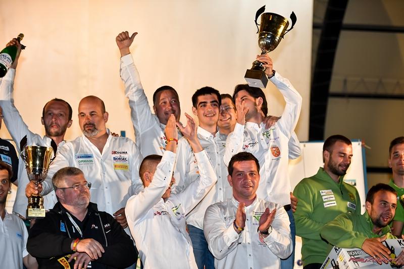 Sibiu Racing Team conduce in clasamentul dedicat echipelor