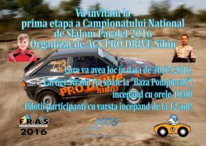 CNSP 2016 - Etapa 1