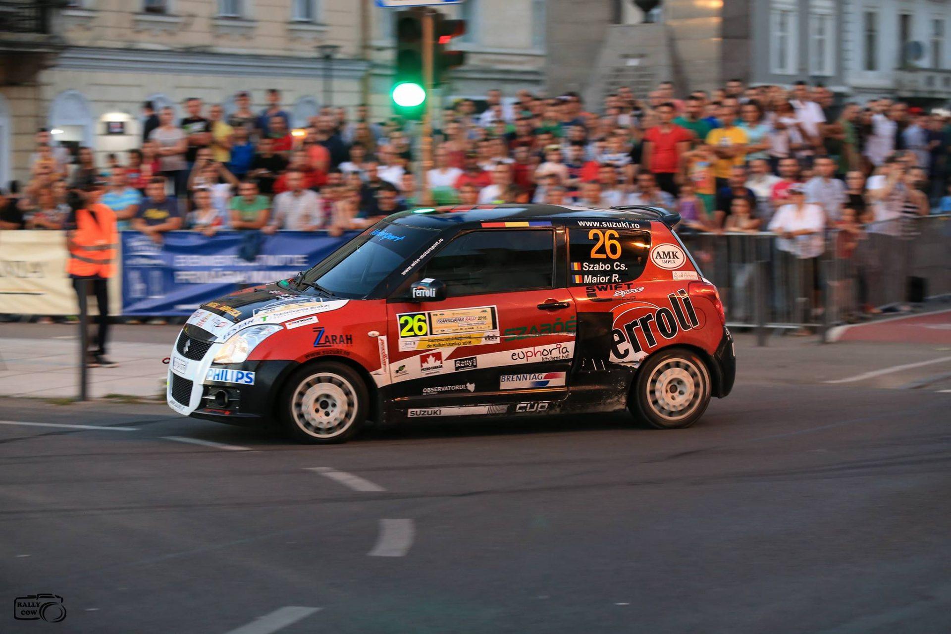 Harghita Rally – etapa unde se va da lupta finala