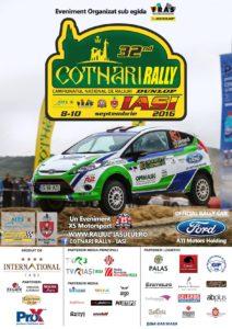 Afis Cotnari Rally 2016