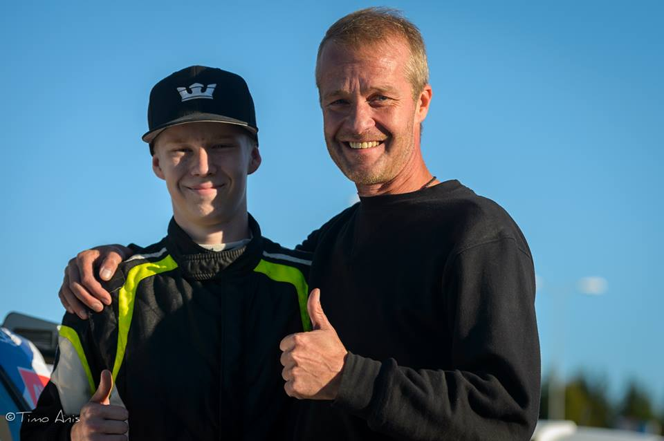 "Kalle Rovanper?: ""Am inceput sa pilotez masini de raliu la varsta de 8 ani"""