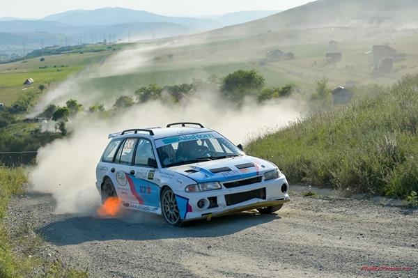 BCR Rally Team ajunge la FINISH!