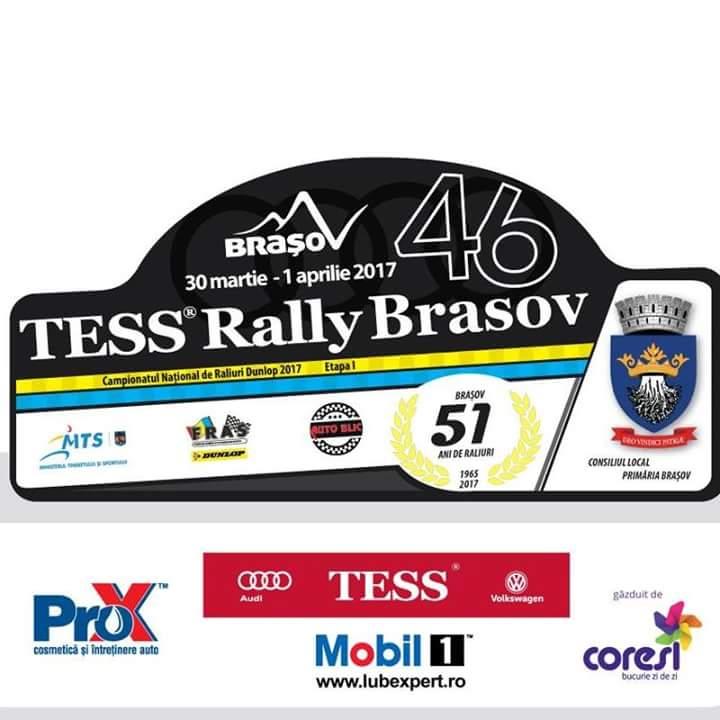 Raliul Brasovului 2017 – Start!