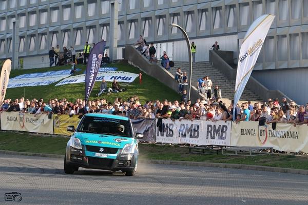 Podiumuri muncite pentru Csongor Szabo la Transilvania Rally