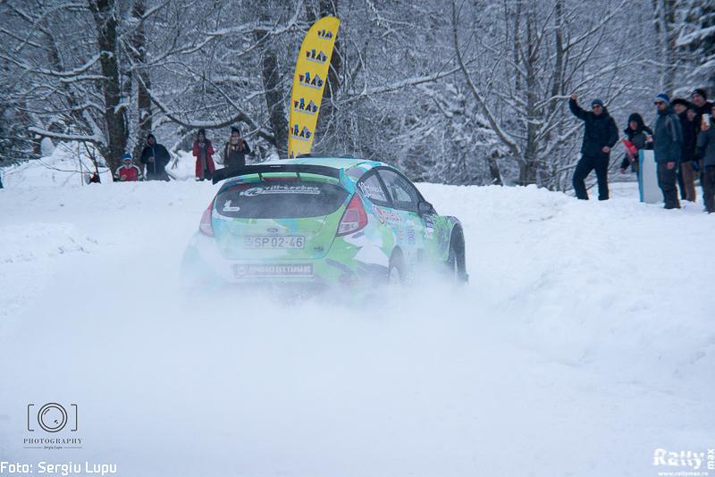 Winter Rally Covasna, o competitie de neuitat?