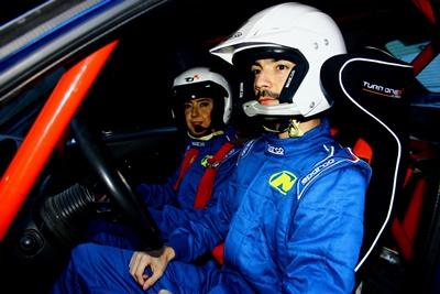 "Cristian Pesotchi: ""Voi concura cu o Dacia Logan, alaturi de mama mea, in Rally 2. Ne dorim sa acumulam cat mai multa experienta in 2018"""