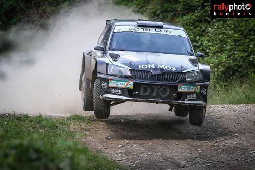 Macadamul din Moldova, urmatoarea provocare pentru DTO Tellur Rally Team